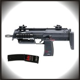 UMAREX Heckler & Koch MP7 A1 inc. ekstra HI CAP 160 magasin