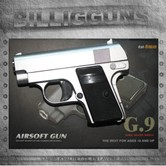 G.9 Metal lille back up pistol